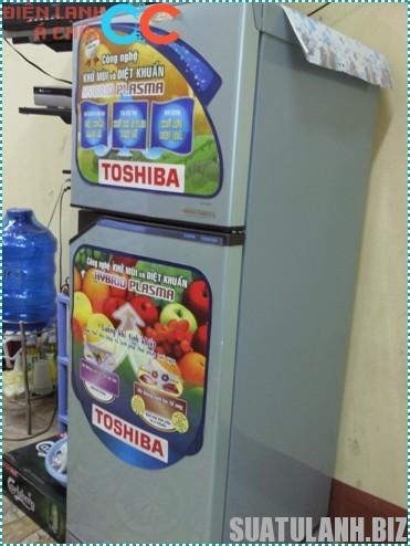 Người tiêu dùng khổ vì tủ lạnh toshiba bị lỗi