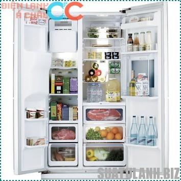 Tủ lạnh làm tăng vitamin trong rau quả