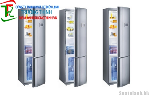 Tủ lạnh thông minh Gorenje NRK67358E
