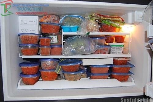 Giải pháp lưu trữ thực phẩm trong tủ lạnh đúng cách