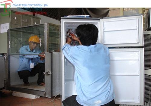 Sửa tủ lạnh inverter