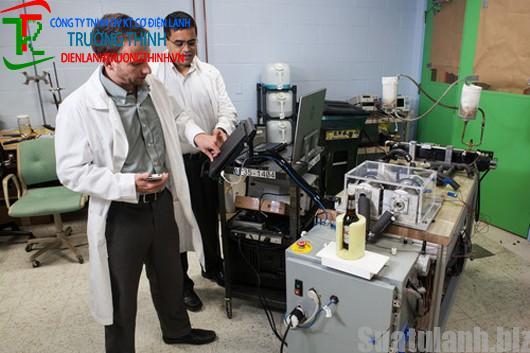 Phương pháp làm mát tủ lạnh bằng từ trường được GE phát triển thành công