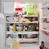 Cách vệ sinh và sắp xếp thực phẩm trong tủ lạnh