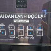 Tìm hiểu về công nghệ 2 dàn lạnh của tủ lạnh.