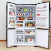 Những lưu ý khi chọn mua dòng tủ lạnh cao cấp side by side.