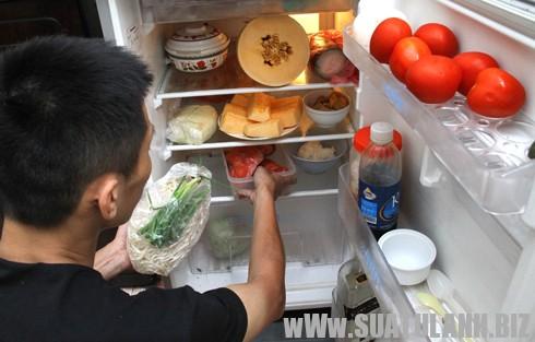 Sử dụng tủ lạnh đúng cách ngăn ngừa ung thư