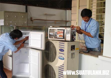 Sửa tủ lạnh quận 5
