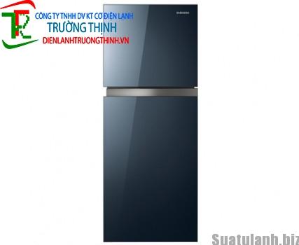Samsung giới thiệu tủ lạnh mặt gương sang trọng