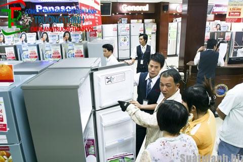 Chỉ với 5 triệu đồng bạn đã có chiếc tủ lạnh đa chức năng