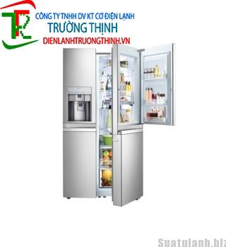 Khi phái đẹp chọn mua tủ lạnh
