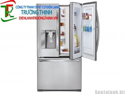 LG ra mắt tủ lạnh cửa trong cửa