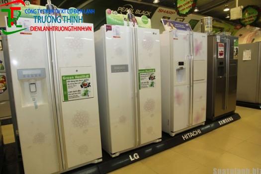 Những tủ lạnh đắt tiền nhất hiện nay