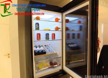 Tủ lạnh thông minh haier trong tương lai
