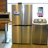 Tủ lạnh LG thông minh có thể nói chuyện