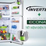 Top 5 những chiếc tủ lạnh được bán chạy nhất vào tháng 05/2017