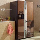 Tủ lạnh Hitachi với công nghệ tấm cách nhiệt chân không mới nhất.