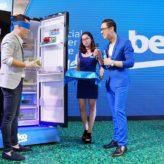 Giới thiệu sản phẩm tủ lạnh Beko.